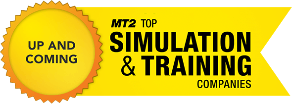 Mt2 Top Simulation Training Companies Award