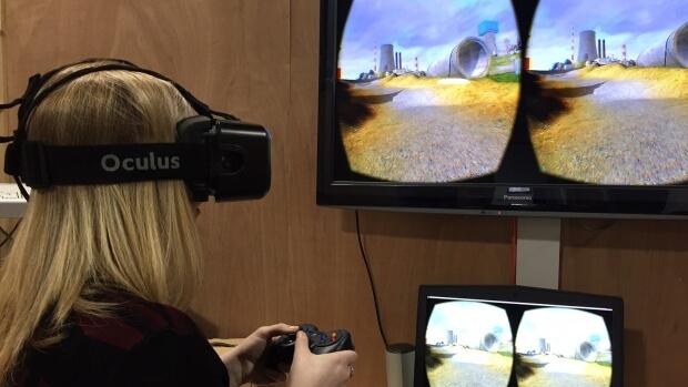 Oculus Rift Norcat